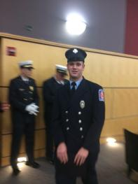 Firefighter I Graduation
