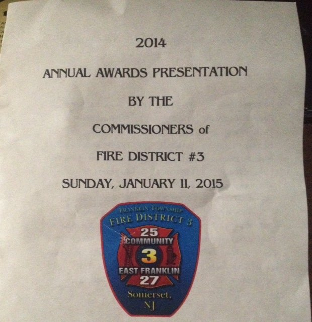 2014 Annual Awards Presentation