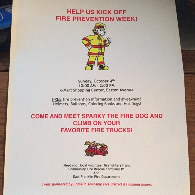 Fire District #3 holds it's annual Fire Prevention Seminar