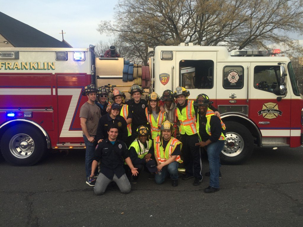 Station 27 Raises Funds for the Children's Hospital at Robert Wood Johnson