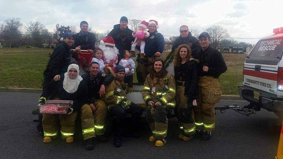 Fire District #3 Santa Run