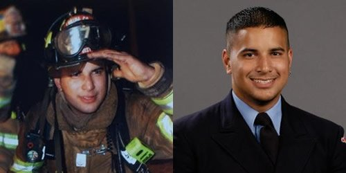 10 Years since we lost our brother, hero and friend FF Kevin Apuzzio (LODD 4/11/2006)