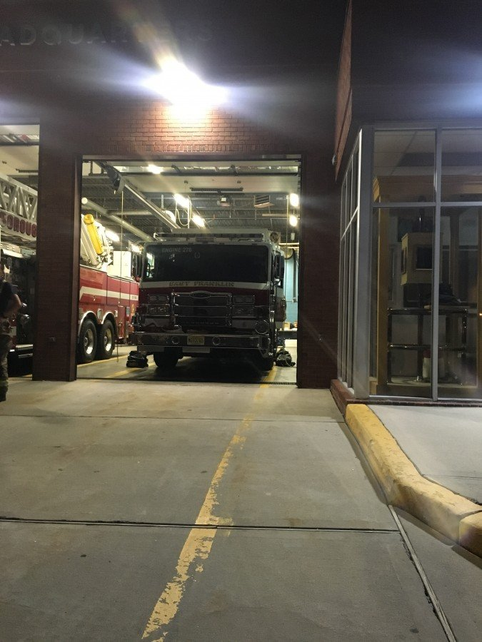 Station 27 Mutual Aid Assignment into Carteret Boro