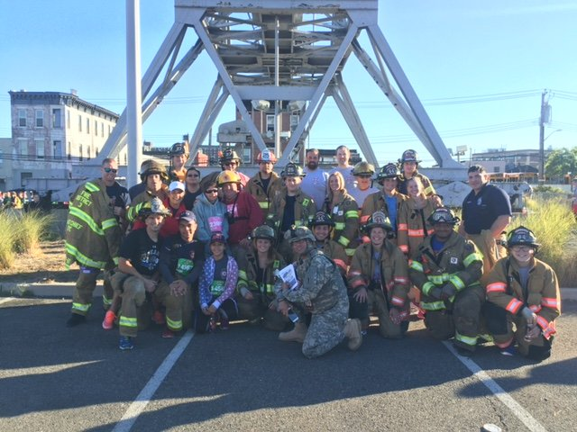 EFFD honors those lost in 9/11/01 at the FF Stephen Siller Tunnel to Towers Run
