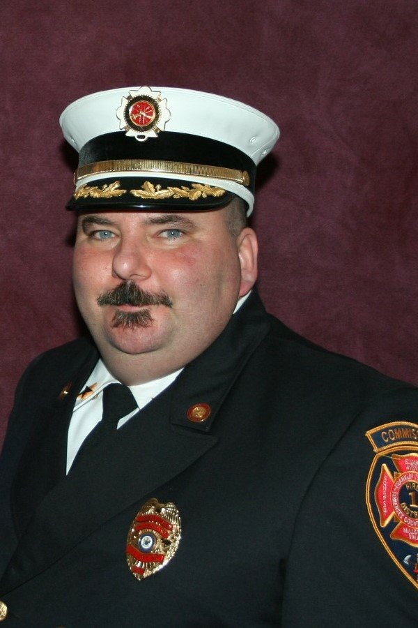 Franklin Twp. Fire District #1 mourns the loss of a Brother FF