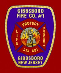 LODD out of Gibbsboro New Jersey Fire Department