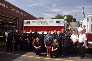 Memorial Day Services at Station 27