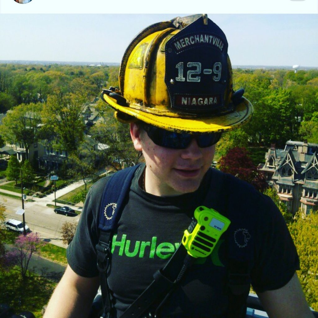 One of Station 27's members gets hired in Prince Georges County MD as a Recruit FF