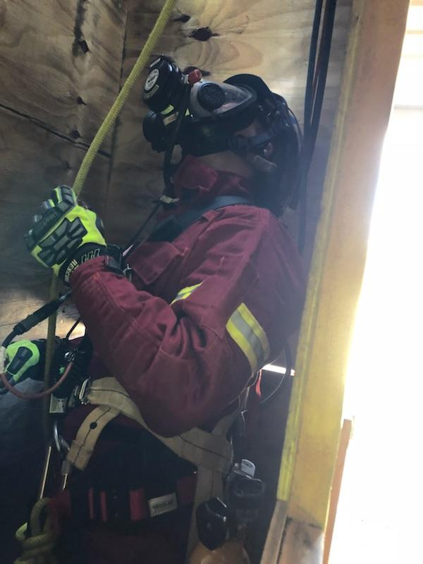 Confined Space Training at SCESTA in November