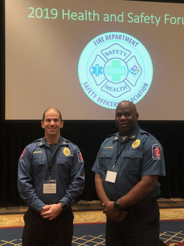 FD Safety Officers Conference in Orlando, FL